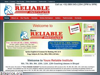 yoursreliable.com
