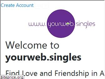 www.yourweb.singles website price
