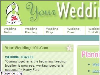 yourwedding101.com