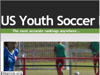 youthsoccerrankings.us