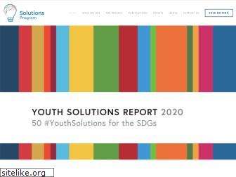 youthsolutions.report