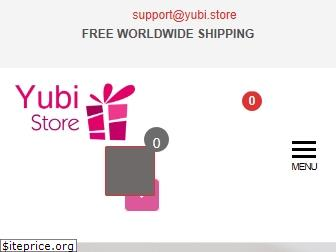 www.yubi.store website price