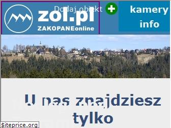 www.zakopaneonline.pl website price