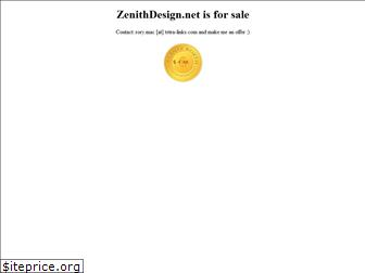 www.zenithdesign.net website price