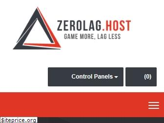 www.zerolag.host website price