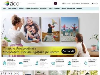 www.zico.ro website price