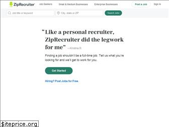 ziprecruiter.com