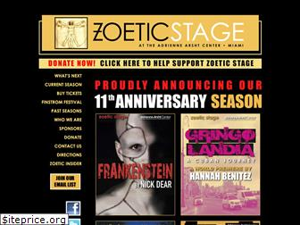 zoeticstage.org