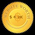 genovevaperju.webs.com estimated website worth