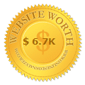 Website worth and website seo checker