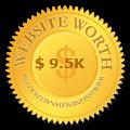 routesinternational.com estimated website worth
